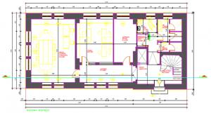 Κάτοψη- Πρότασης-Ισόγειο κτιρίου ΕΡΑ